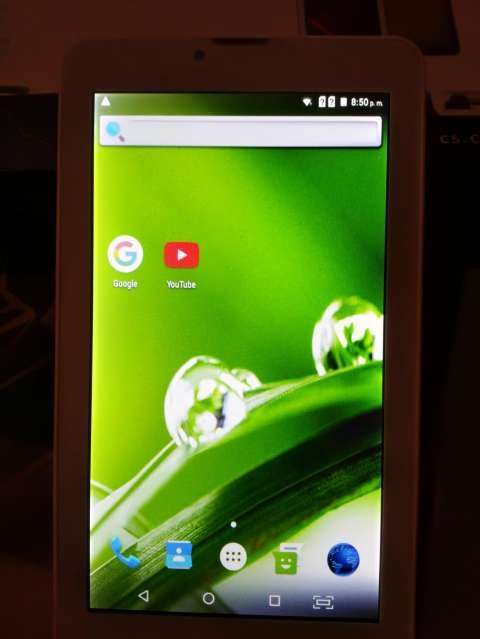 Tablet pc Napoli wifi 2 chip - 2