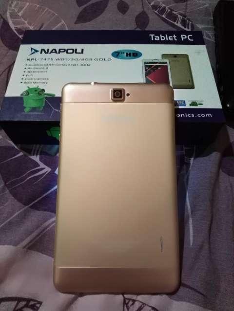Tablet pc Napoli wifi 2 chip - 3