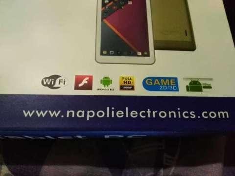 Tablet pc Napoli wifi 2 chip - 4