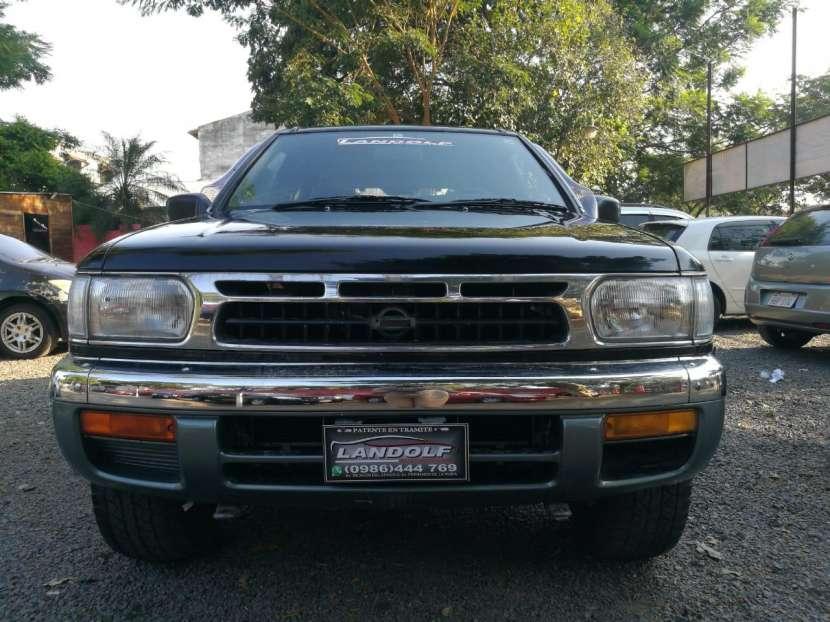 Nissan terrano 1997 td27 diésel común - 1