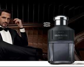 Perfume masculino Exclusive Black