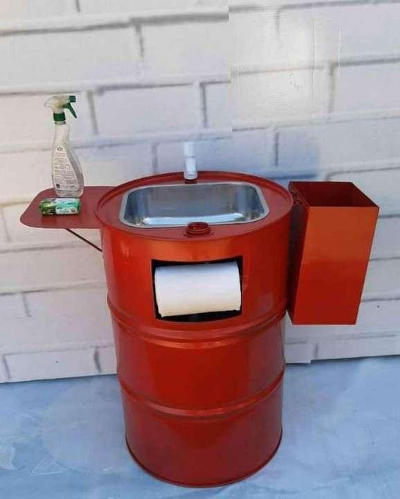 Tambores lavamanos - 2