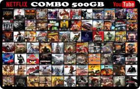 Carga de juegos para PS3