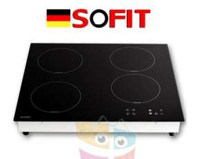 Cocina Anafe placa a inducción de 4 hornallas Sofit SF-DC4020