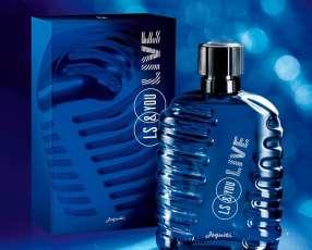 Perfume masculino Luan Santana Jequiti