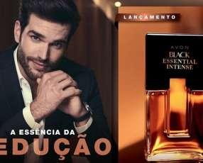 Perfume masculino Black Essential Intense
