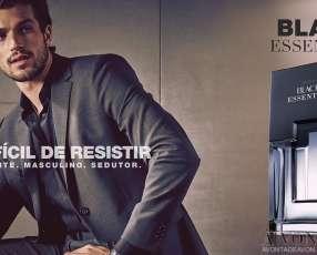 Perfume masculino Black Essential