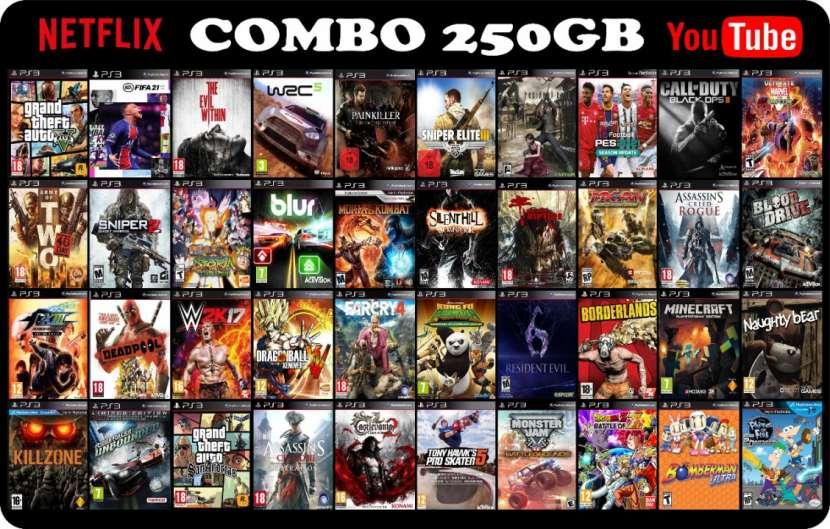 Carga de juegos para PS3 - 1