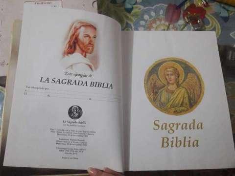 Biblia, ilustrada, solo incluye el CD