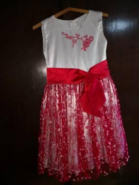 Vestido para niña de 10 años