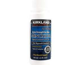 Minoxidil Kirkland 5% 60ml (original) DELIVERY GRATIS!!!