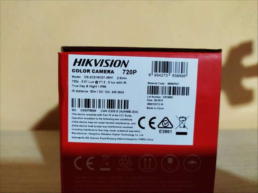 Cámara de seguridad Hikvision Turbo HD 720p - 2