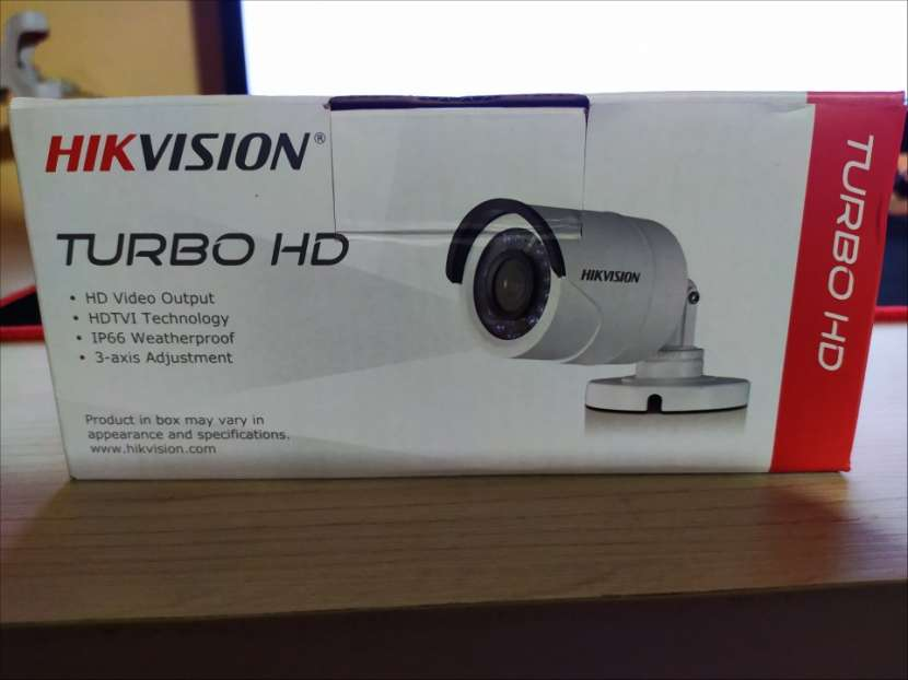 Cámara de seguridad Hikvision Turbo HD 720p - 3