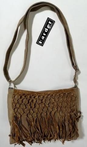 Cartera marrón