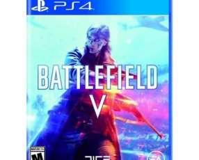 Juego Battlefield V Ps4