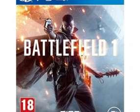 Juego Battlefield 1 Ps4