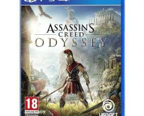 Juego Assassins Creed Odyssey Ps4