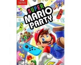 Juego Super Mario Party Nintendo Switch