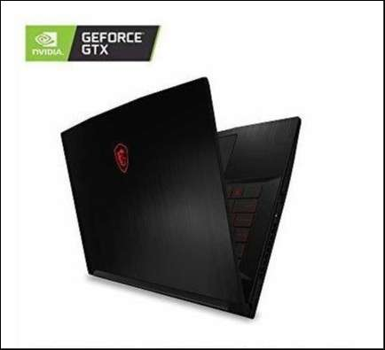 Notebook MSI GF63 THIN - 0