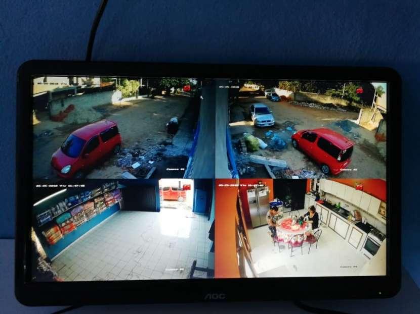 Instalacion de camaras de seguridad. - 6