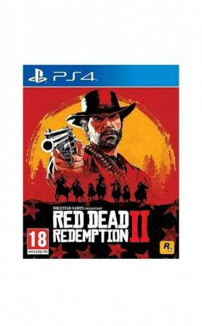 Juego Red Dead Redemption 2 Ps4