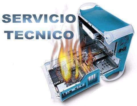 Reparación y mantenimiento de computadoras - 0