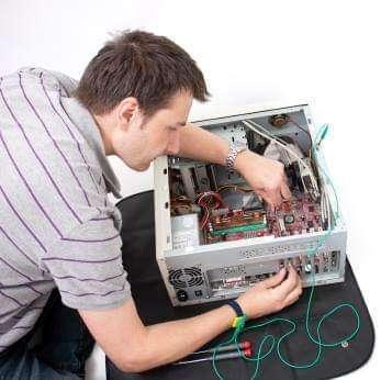 Reparación y mantenimiento de computadoras - 1