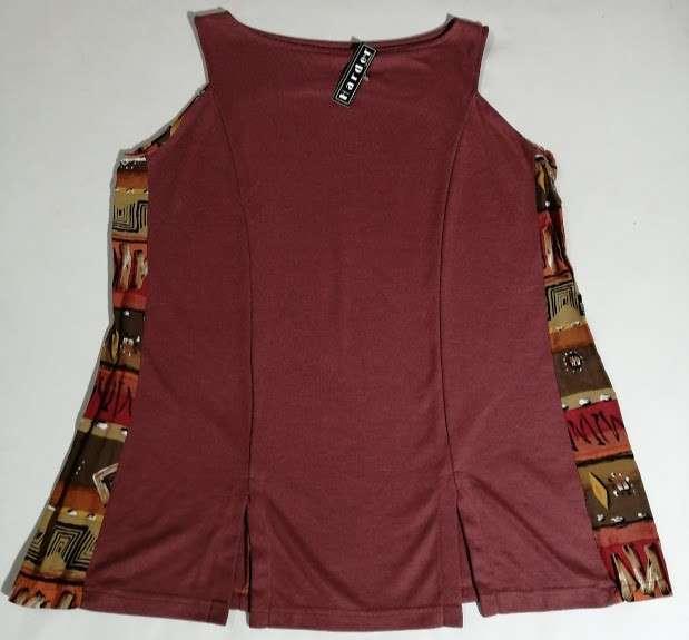 Blusa combinada - 0