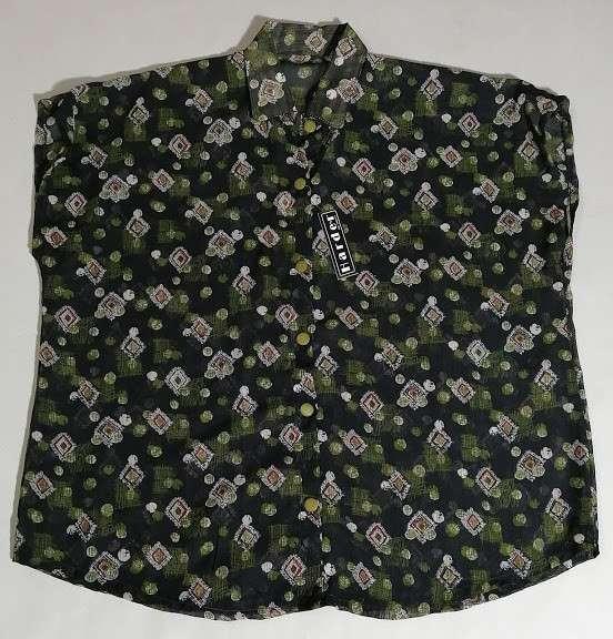 Blusa estampada - 0