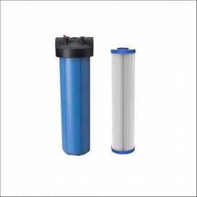 Purificador de agua carcasa BB 20 Pentair