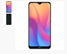 Smartphone Xiaomi Redmi 8A Duos 32 gb