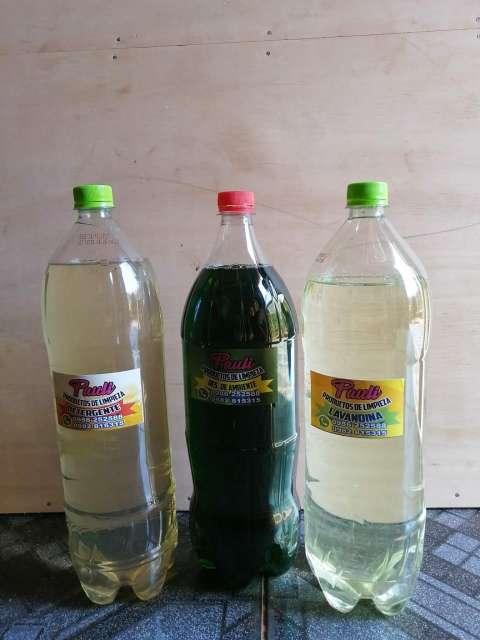 Productos de Limpieza artesanal