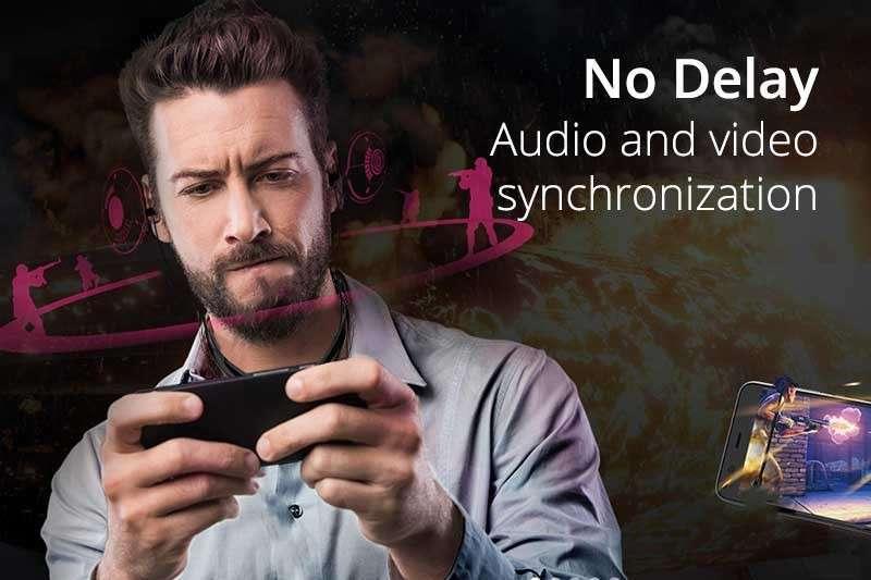 Auriculares estéreo con Bluetooth - 5