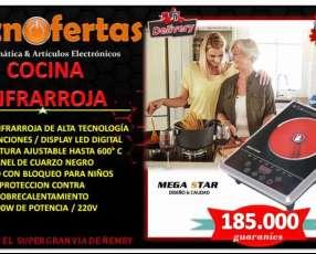 Cocina infrarroja (delivery)