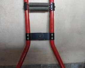 Aparato para ejercitar brazos y antebrazos con 12 niveles de resistencia