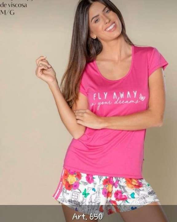 Pijamas Rondina - 0