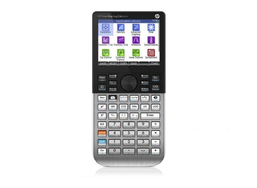 Calculadora gráfica HP Prime G8X92AA - 0