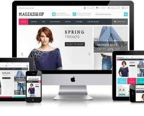Diseño de páginas web con 50% de descuento