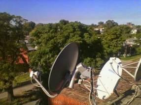 Antena satelital canales premium