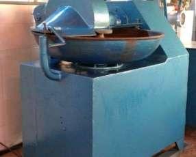 Maquinaria para la producción de embutidos,