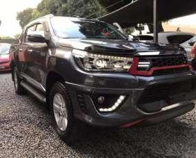 Toyota hilux limited prestige 4x4, 2018