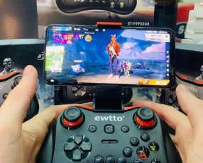 GAME PAD a Bluetooth. Compatible con IOS , Android , PC