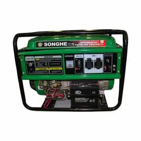 Generador songhe 6500KVA naftero