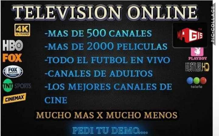 Magis Tv las mejores películas y canales hd en vivo - 0