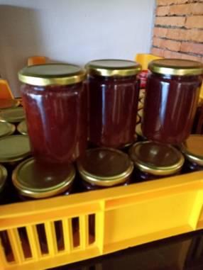 Mermelada de frutilla sin azúcar 450 gramos