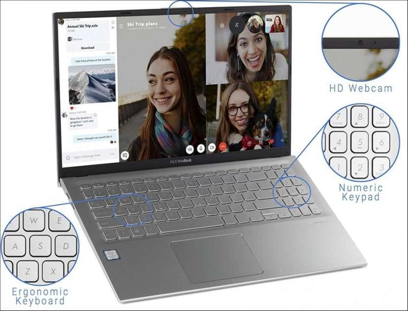 Ultrabook Asus VivoBook X512 - 0