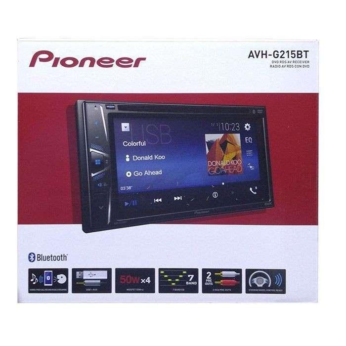 Autoradio Pioneer AVH-G215BT bluetooth usb - 2