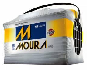 Batería Inteligente Moura de 60A garantía 18 meses