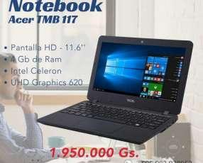 Notebook Acer TMB 117 11.6 pulgadas
