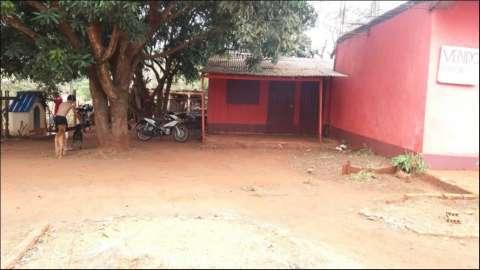 Casa en km 14 lado acaray